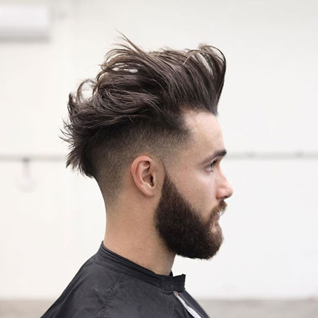 Fade Low Haircut Mens