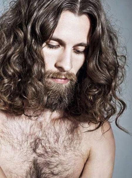Hair Long Jared Beard