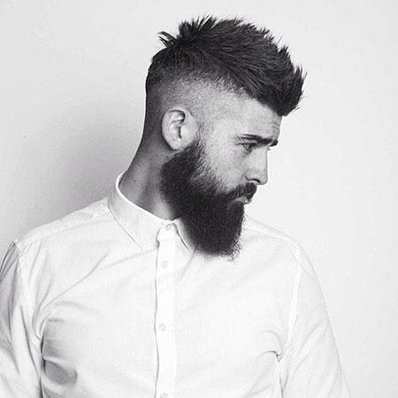 J Williams Hairtyles Beard