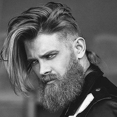 Beard Long Charlie Cool