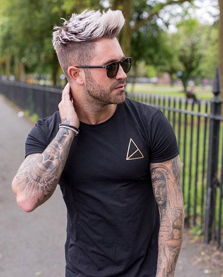 David Beckham 2018 Adams