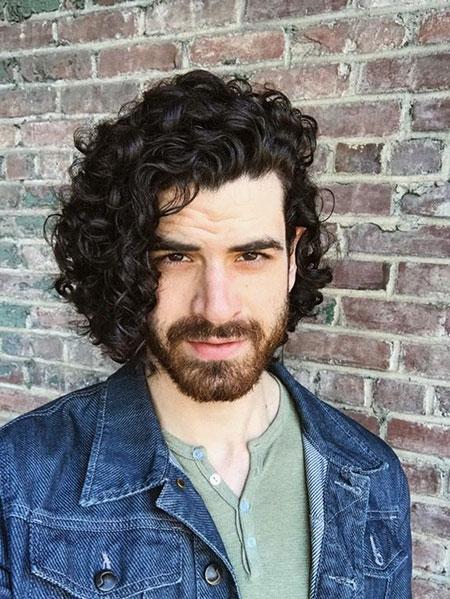 Curly Hairtyles Curl Harington