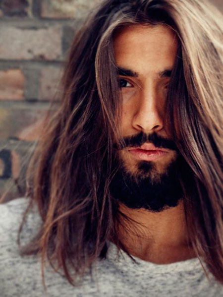 Leto Jared Hair Long