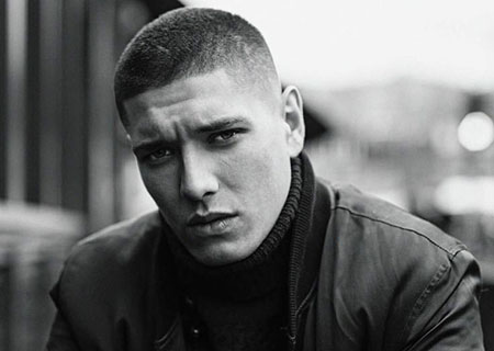 Military Haircut, Short Very Jensen Best