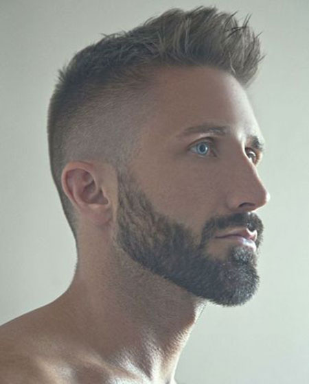 Beard Short Back and Sides, Beard Back Short Hairtyles