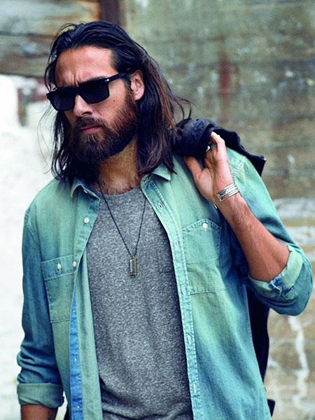 Fashion Hair, Fashion Leto Norman Jared