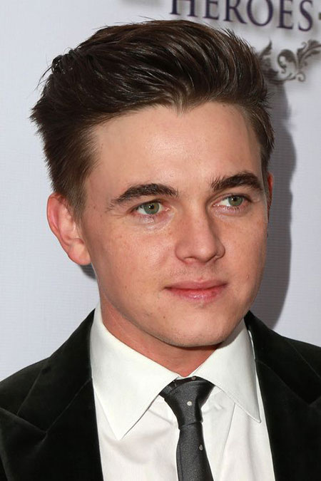 15 Hairstyles for Men with Round Faces   The Best Mens ...