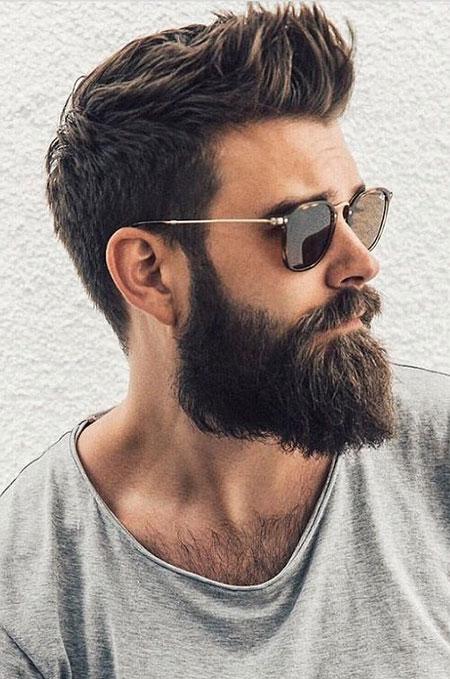 Long Beard Styles, Beard 2018 Hairtyles Hairtyle