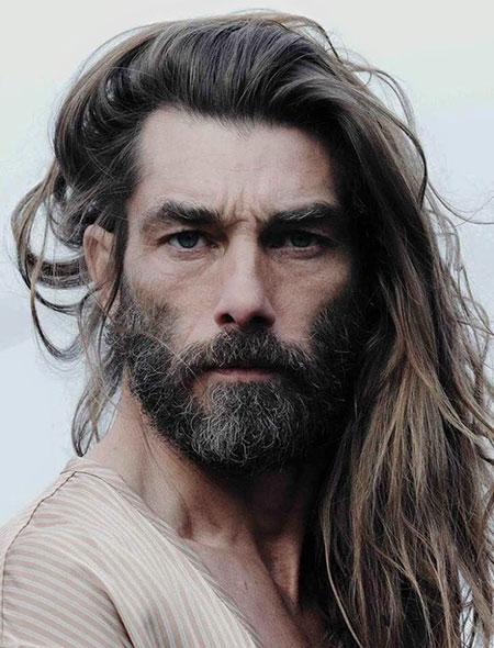 Patrick Petitjean, Beard Long Thorin Leto