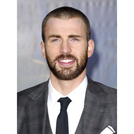 Beard with Short Hair, Chris Hemsworth Evans Jamie