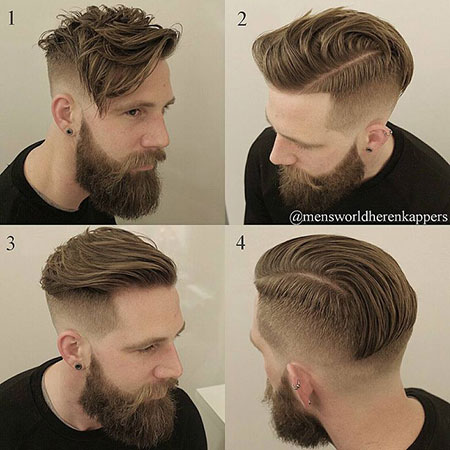 Undercut Haircuts Hair Mens