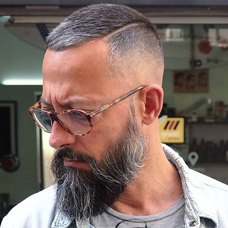 Fade Beard Hairtyles Beards