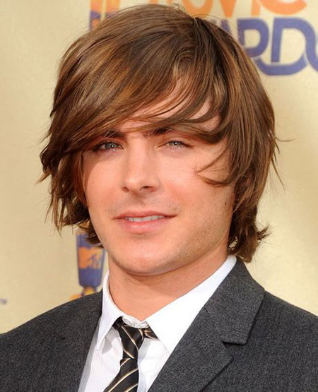 Long Haircuts Short Efron