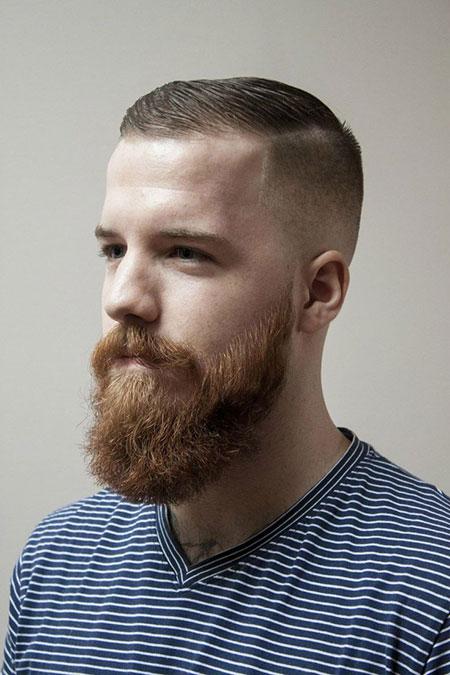 Beard Short Hairtyles Johnny