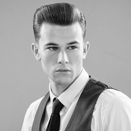 10 Mens Vintage Hairstyles The Best Mens Hairstyles
