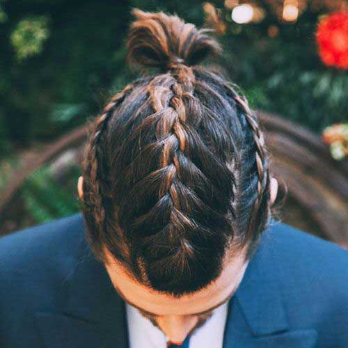 Cool Braided Men Hairstyles-9