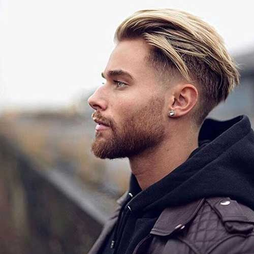 Medium Hair for Guys