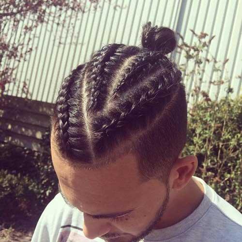 Braided Men Hairstyles