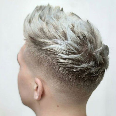 Pixie Balayage Choppy Cut