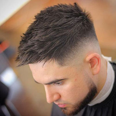 Faded Haircut for Men, Fade High Haircuts Faded