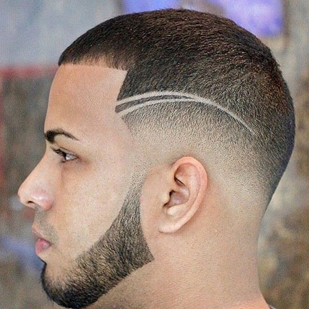 Fade Haircut, Fade Cool Designs Haircut