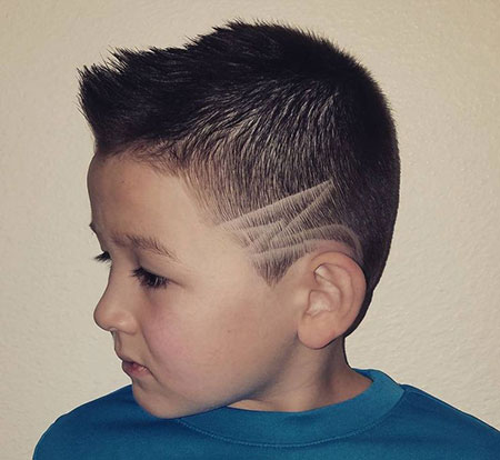Boys 2018 Short Haircut