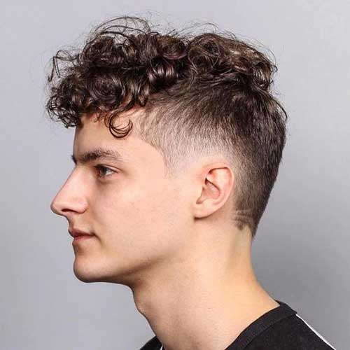 Long Top Short Sides Hairstyles for Men-10