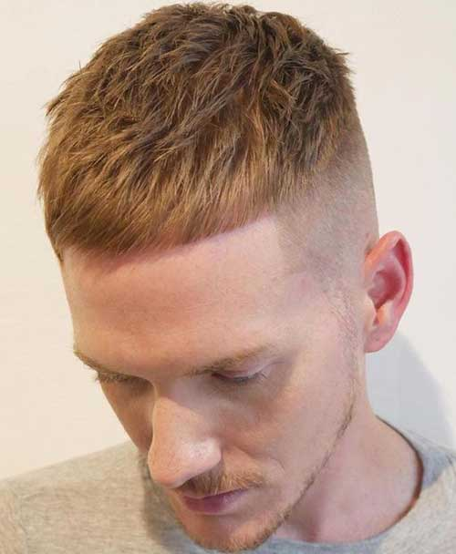 Too Short Haircuts for Men-17