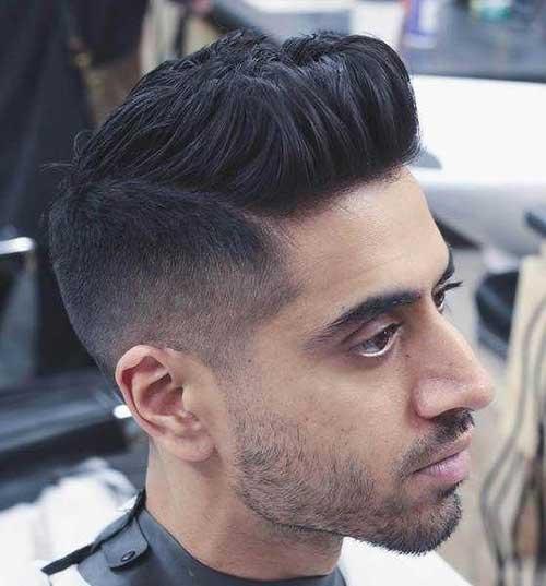 Pompadour Frisuren für Männer
