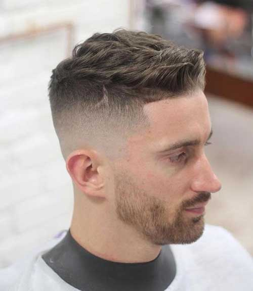 Very Short Haircuts for Men