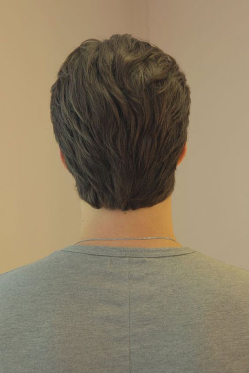 Medium Length Hairstyles Men-10