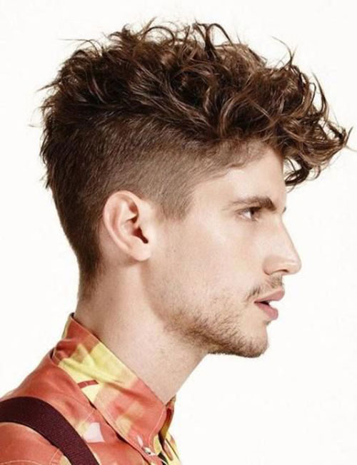 Medium Length Hairstyles Men-18