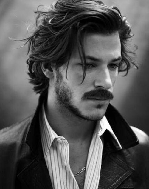 Medium Length Hairstyles Men-20
