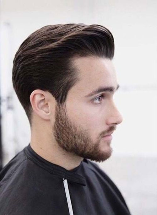 Medium Length Hairstyles Men