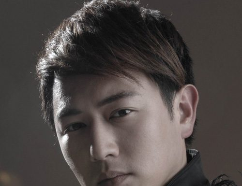 Asian men's hairstyles short hair