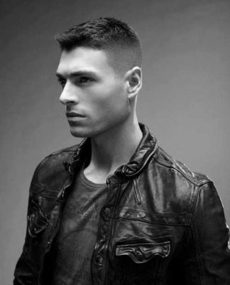 Short trendy haircuts for men 2013