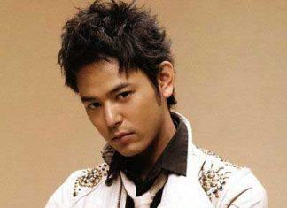 Asian men textured hair
