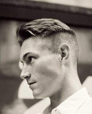 Mens undercut hairstyles 2013