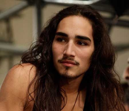 Very long hairstyles for men