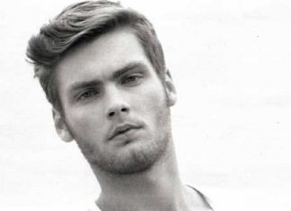 Latest trendy male hair styles