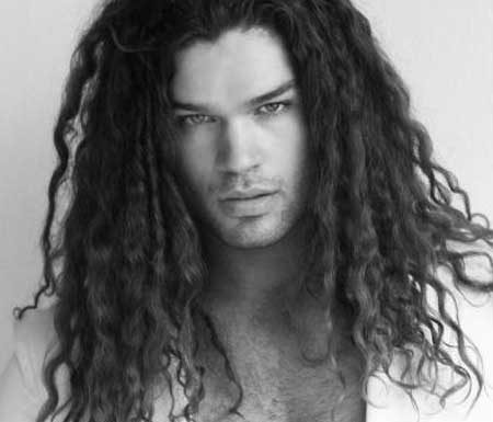 Long Hairstyles for Men 2013