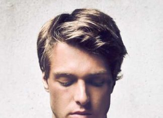 Men Medium Length hairstyles 2013-4
