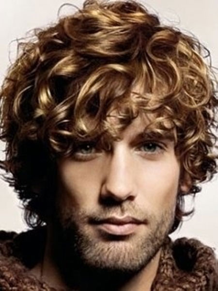 cool styles for curly hair cool curly hairstyles for mens hairstyles 2018 5319 | Cool Curly Hairstyles for Men 4