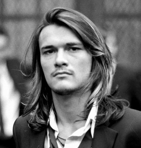25 Best Long Hairstyles for Men