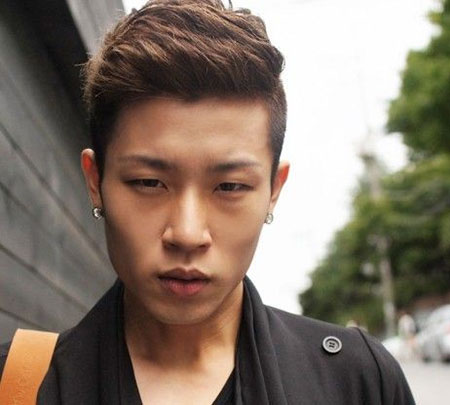20 Asian Hairstyle for Men