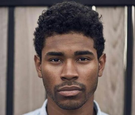Black Men Hairstyle