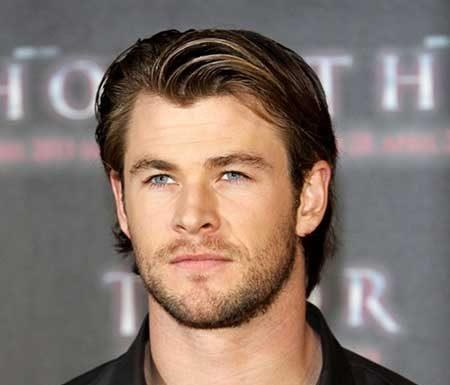 Celebrity Hairstyles Men
