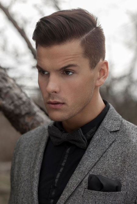 Straight Hair for Men | The Best Mens Hairstyles & Haircuts