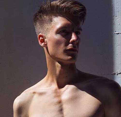 Mens Haircuts Short Sides Long Top 31
