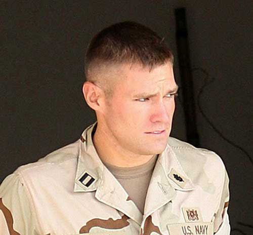 Short Army Haircuts For Men 56